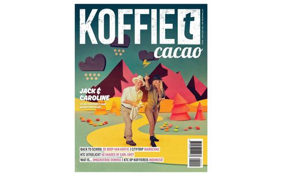 KoffieTCacao magazine