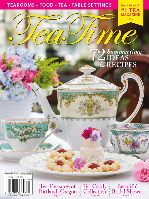TeaTimeMagazine 03-2019