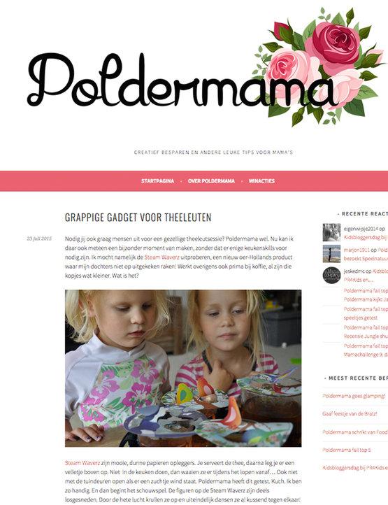 Blog Poldermama