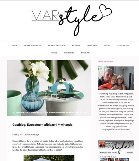 Marstyle blog