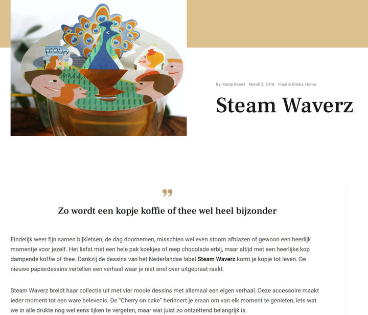 Kampkoewl blog 03-18