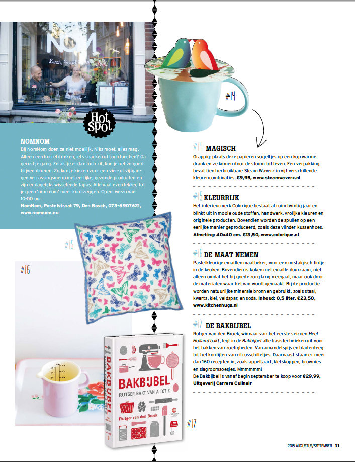 Buitenleven magazine 09-2015