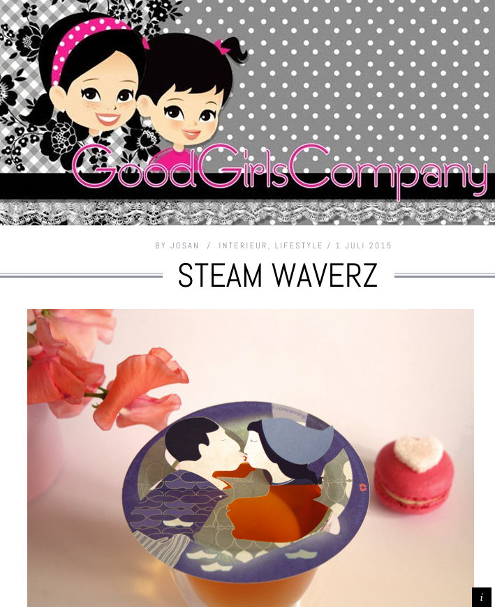 Weblog Good Girls Company