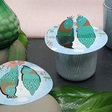 Tea Parrots Steam Waverz