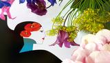 Lady-Poppy, Steam-Waverz,greetingcards