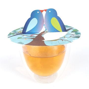 Geschenkbox LOVE BIRDS